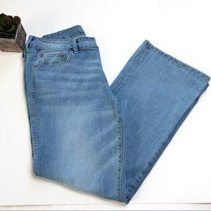 AE favorite BF jeans sz-16
